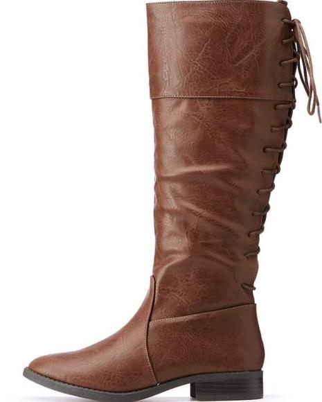 lackback boots